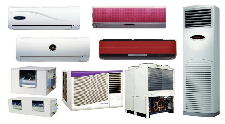 Types-of-Air-Conditioners